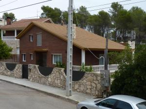 Holiday home Carrer de L'Estrella, Dovolenkové domy  Olivella - big - 16
