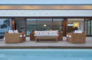 Villa Es Raig, Виллы  Пляж Эс-Фигераль - big - 15