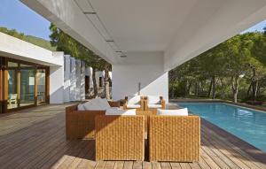 Villa Es Raig, Ville  Playa d'Es Figueral - big - 19