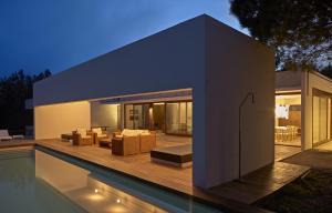 Villa Es Raig, Виллы  Пляж Эс-Фигераль - big - 36
