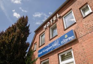 Hotel Königstein Kiel by Tulip Inn, Hotels  Kiel - big - 32