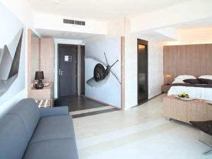 Eolian Milazzo Hotel, Отели  Милаццо - big - 11