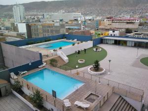 Proffix Propiedades, Apartmány  Antofagasta - big - 11