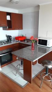 Proffix Propiedades, Apartmány  Antofagasta - big - 46