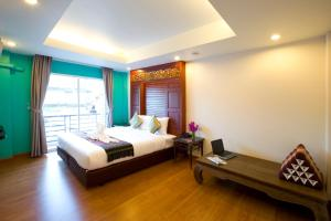Executive Double Room with Canal View