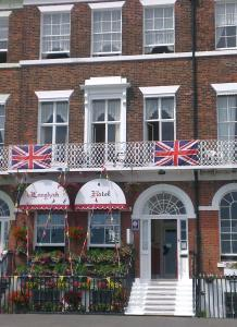 The Langham, Bed and Breakfasts  Weymouth - big - 52