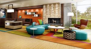 Fairfield Inn & Suites by Marriott Boston Marlborough/Apex Center, Szállodák  Marlborough - big - 13