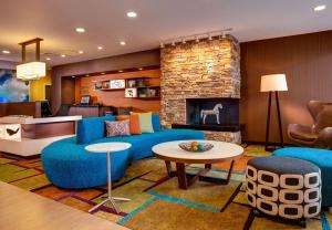 Fairfield Inn & Suites by Marriott Boston Marlborough/Apex Center, Szállodák  Marlborough - big - 12