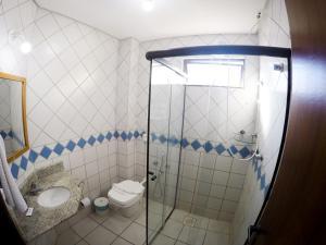 Gentil Hotel, Hotely  Florianópolis - big - 17