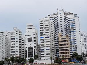 Espectaculares Vistas, Edificio Nautilus, Barrio El Laguito., Apartmány  Cartagena de Indias - big - 87