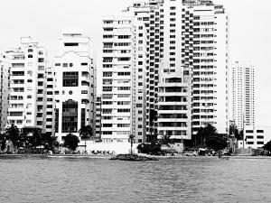 Espectaculares Vistas, Edificio Nautilus, Barrio El Laguito., Apartmány  Cartagena de Indias - big - 86
