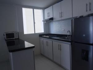 Espectaculares Vistas, Edificio Nautilus, Barrio El Laguito., Ferienwohnungen  Cartagena de Indias - big - 7