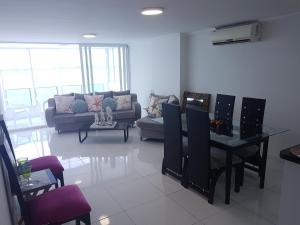 Espectaculares Vistas, Edificio Nautilus, Barrio El Laguito., Ferienwohnungen  Cartagena de Indias - big - 6