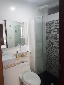 Espectaculares Vistas, Edificio Nautilus, Barrio El Laguito., Ferienwohnungen  Cartagena de Indias - big - 17