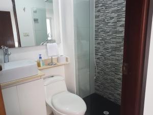 Espectaculares Vistas, Edificio Nautilus, Barrio El Laguito., Ferienwohnungen  Cartagena de Indias - big - 18