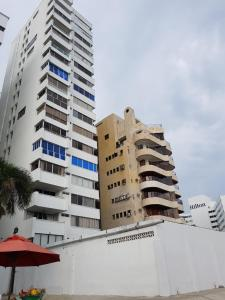Espectaculares Vistas, Edificio Nautilus, Barrio El Laguito., Ferienwohnungen  Cartagena de Indias - big - 43