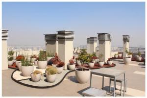 Apart Hotel Vip, Apartmány  Santiago - big - 8