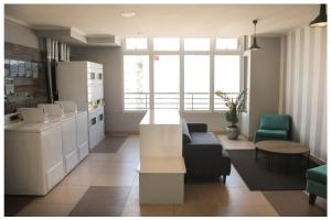 Apart Hotel Vip, Apartmány  Santiago - big - 11