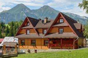 2 hviezdičkový penzión Penzión HOREC III Ždiar Slovensko