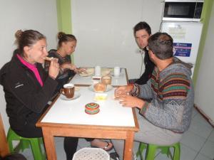 Auquis Ccapac Guest House, Hostelek  Cuzco - big - 34
