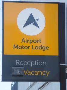 Airport Motor Lodge, Мотели  Веллингтон - big - 39