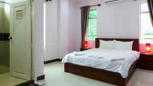 La Belle Residence, Apartmány  Phnom Penh - big - 41