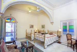 Alsisar Haveli - Heritage Hotel, Hotely  Jaipur - big - 26