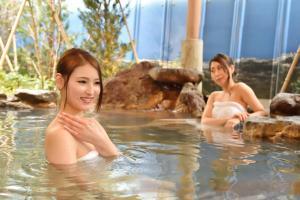 Hotel Seawave Beppu, Hotely  Beppu - big - 30