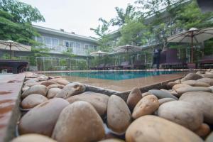 Visoth Angkor Residence, Szállodák  Sziemreap - big - 31