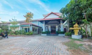 Visoth Angkor Residence, Szállodák  Sziemreap - big - 43