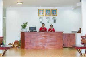 Visoth Angkor Residence, Отели  Сиемреап - big - 9