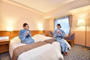 Hotel Seawave Beppu, Hotely  Beppu - big - 21