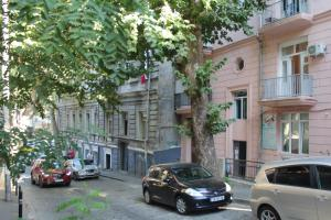apartment, Apartmány  Tbilisi City - big - 14