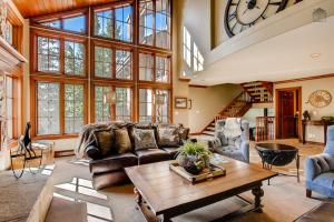 Timberline Lookout Home, Dovolenkové domy  Beaver Creek - big - 21