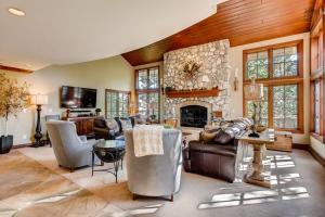 Timberline Lookout Home, Dovolenkové domy  Beaver Creek - big - 20