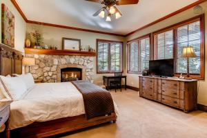 Timberline Lookout Home, Dovolenkové domy  Beaver Creek - big - 18