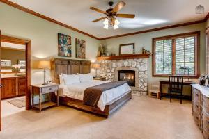 Timberline Lookout Home, Dovolenkové domy  Beaver Creek - big - 17