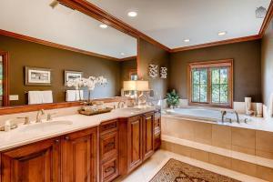 Timberline Lookout Home, Dovolenkové domy  Beaver Creek - big - 14