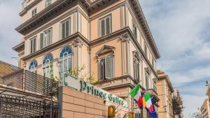 Hotel Prince Galles - abcRoma.com