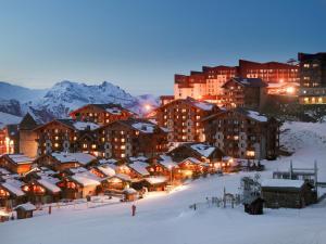 Maeva Particuliers Residence Les Alpages de Reberty, Appartamenti  Les Menuires - big - 3