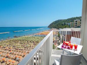 Strand Hotel, Hotels  Gabicce Mare - big - 51