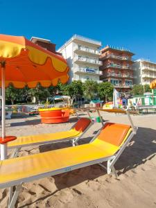Strand Hotel, Hotels  Gabicce Mare - big - 132