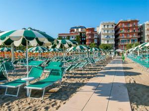 Strand Hotel, Hotels  Gabicce Mare - big - 110