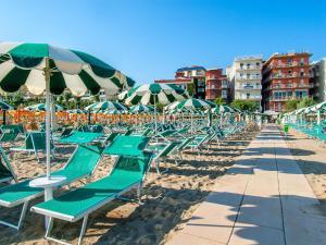 Strand Hotel, Hotels  Gabicce Mare - big - 111