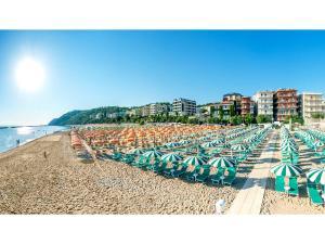 Strand Hotel, Hotels  Gabicce Mare - big - 68