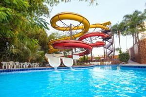 Golden Dolphin Grand Hotel, Hotely  Caldas Novas - big - 10