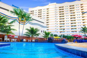 Golden Dolphin Grand Hotel, Hotely  Caldas Novas - big - 8