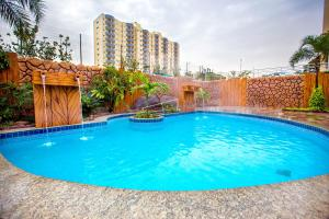 Golden Dolphin Grand Hotel, Hotely  Caldas Novas - big - 9