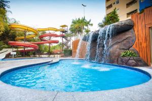 Golden Dolphin Grand Hotel, Hotel  Caldas Novas - big - 31