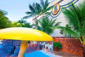 Golden Dolphin Grand Hotel, Hotel  Caldas Novas - big - 28